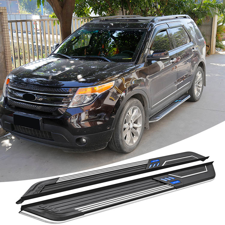 Sway Factory Whole 2016 2017 2018 2019 Explorer Light Running Boards Used For Ford Nerf Bar Side Step View S Way Odm Product