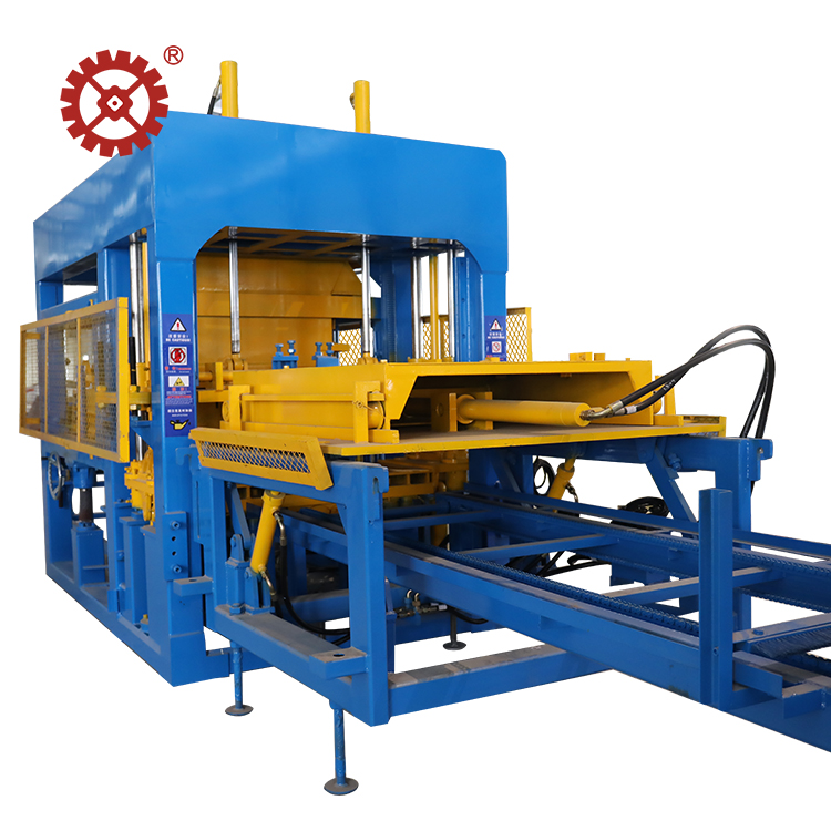 QT10-15 automatic concrete cement block making machine price brick machine