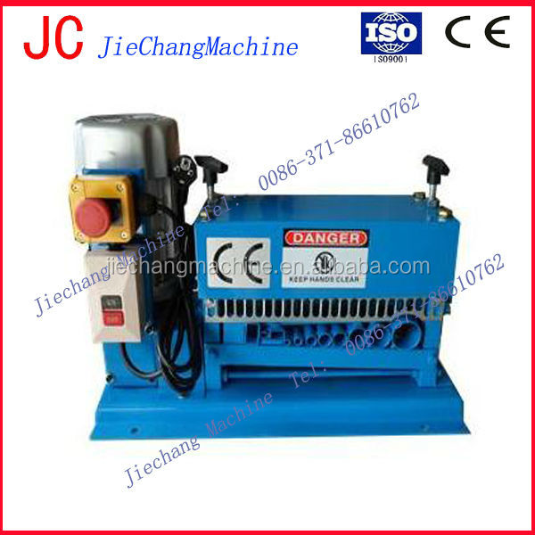 SD-038M <strong>Scrap</strong> Copper Wire Recycling Stripper Machine Mobile/Whatsapp: 0086-15037198292