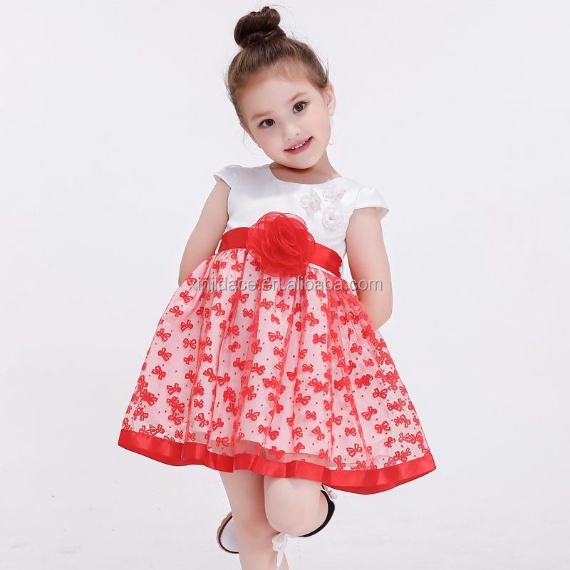 Encuentre el mejor fabricante de vestidos de fiesta para niñas de 4 ...