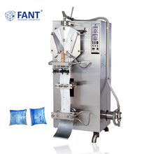 Auto Water Juice Filling Sealing Pouch Packing Machine
