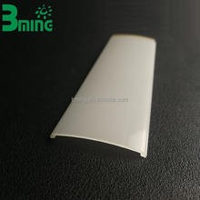 Extruded Led Linear Light Clear PC Cover for Home Lighting