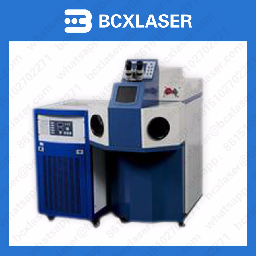 Jewelry laser welding machine 200W laser spot welding machine industry needed