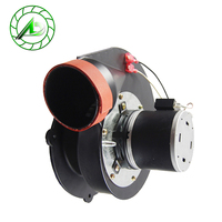 Fish tank centrifugal hot air snow blower