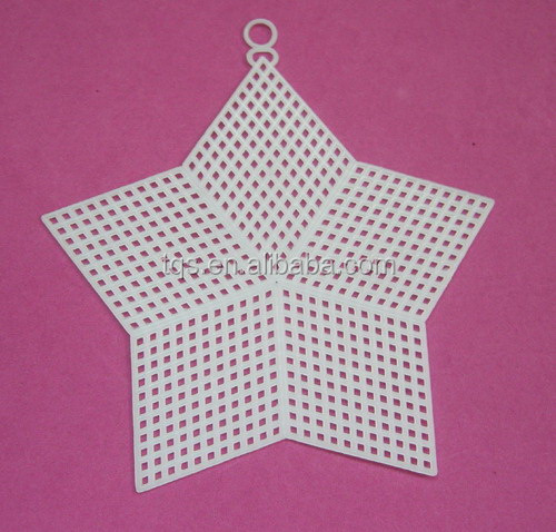 Diy Material Cross Stitch Plastic Canvas Sheets And Shapes