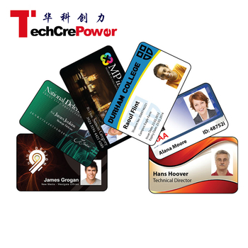 EM4305 Full color printable customized smart rfid card