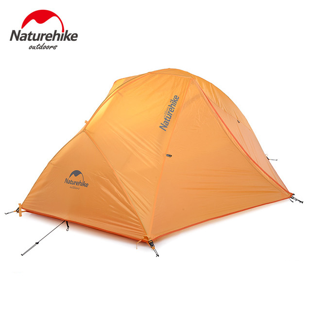 Naturehike Star-river 2 Person polyester Aluminum Pole Ultralight Tents Double Layer Weatherproof Outdoor Camping Tent
