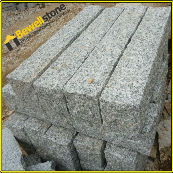 Cm Thick Chinese Grey Granite Patio Cobblestone Pavers Buy - Granite patio pavers