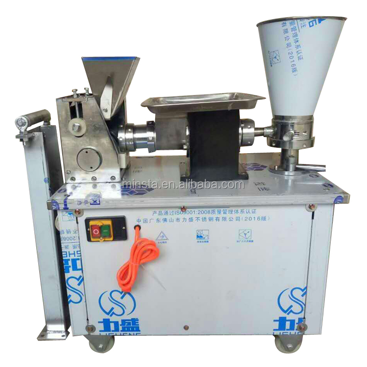 110v or 220V automatic machine to make empanada samosa roti filling pie ravioli dumpling pierogi spring roll/momo