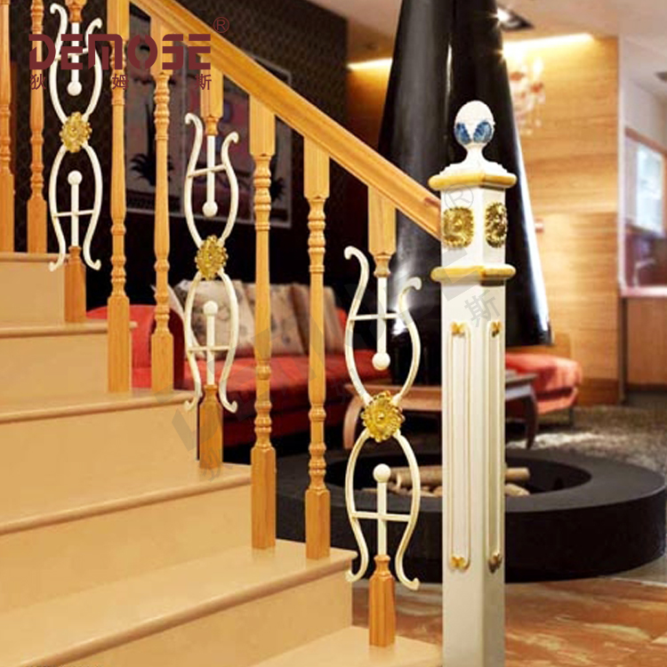 Residential Wrought Iron Stair Railing Balustrade Grill Design View Wrought Iron Stair Railing Grill Design Demose Product Details From Foshan Demose Hardware Products Co Ltd On Alibaba Com,Garage Storage Cabinet Design Ideas