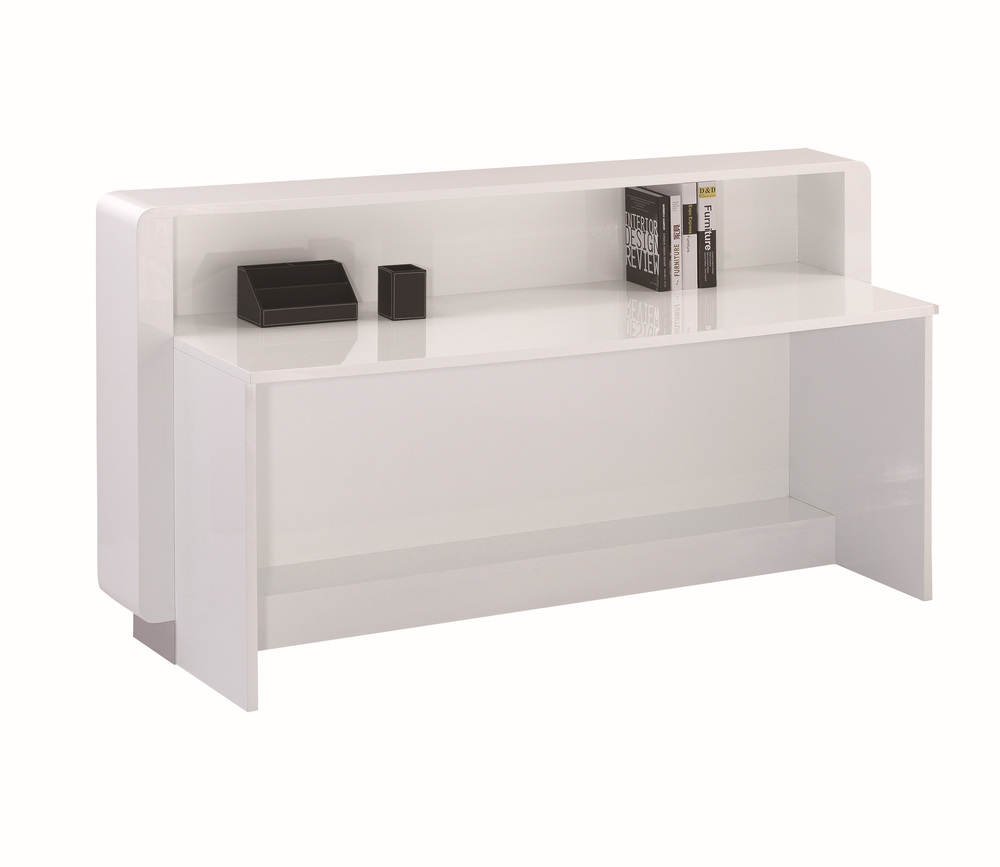 modern beauty restaurant reception desk furniture high