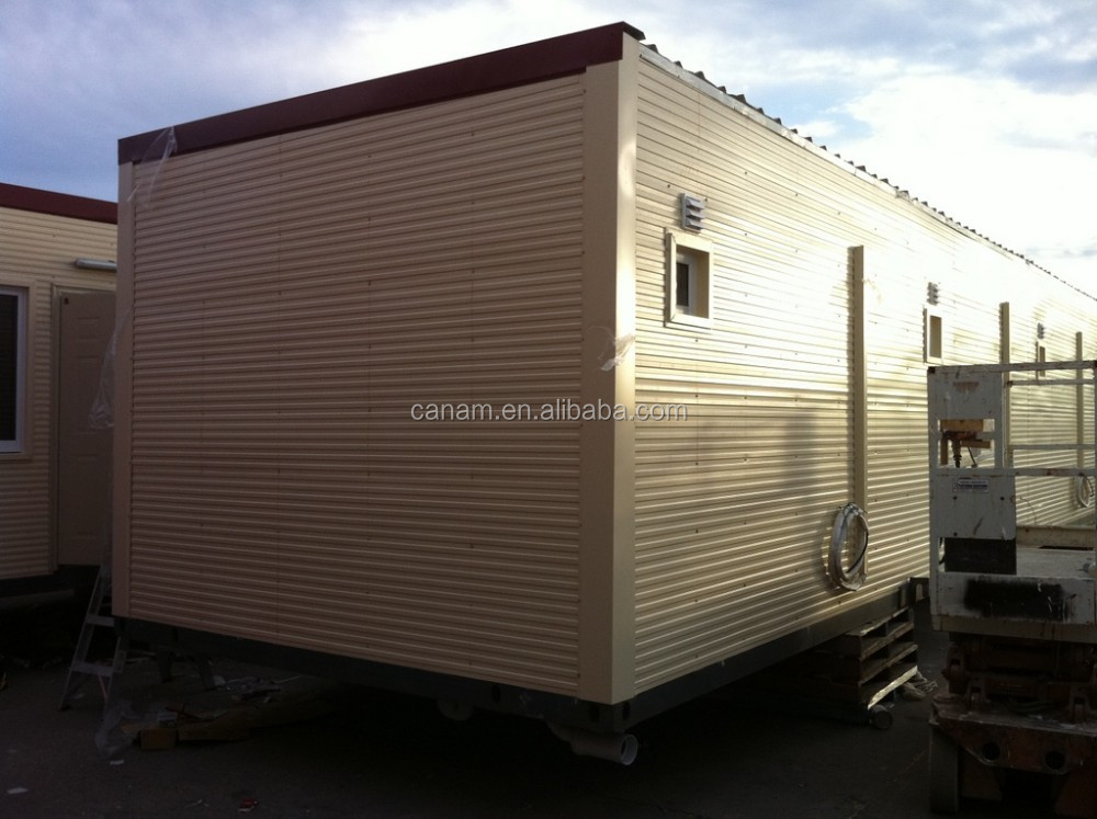 Low price OEM container prefab houses