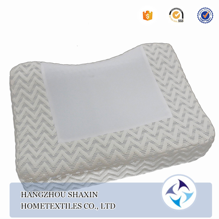 Neck protect Memory foam with cooling gel + pillow case
