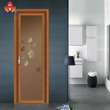 Nigeria Aluminium Toilet Door Glass Paintings For Kitchen Door Buy