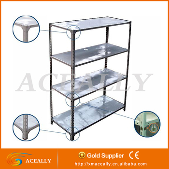 Galvanized Perforated Slotted Angle Dexion Shelving Used Brackets Racking -  Buy Used Dexion Shelving,Galvanized Construction Angle Bracket,Industrial