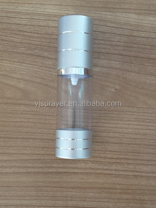 new design airless body spray packaging