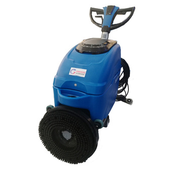 electric floor scrubber dryer machine