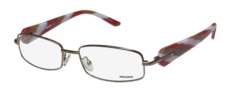 9c192f8b63 Get Quotations · Missoni 16103 Womens Ladies Designer Full-rim  Eyeglasses Spectacles