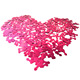 Bachelorette Party willy Confetti Party Balloon Table Confetti