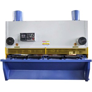 Integrated Hydraulic System Guillotine Shear