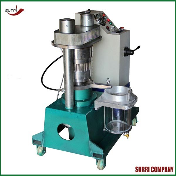 Hydraulic Coconut Oil Expeller Olive Oil Press Machine