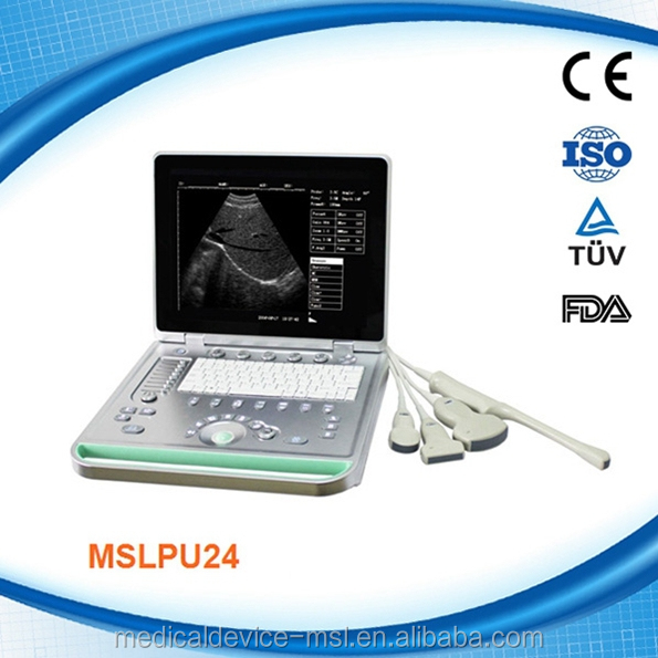 Portable Ultrasound Machine,3d Software For Free! Mslpu30-h