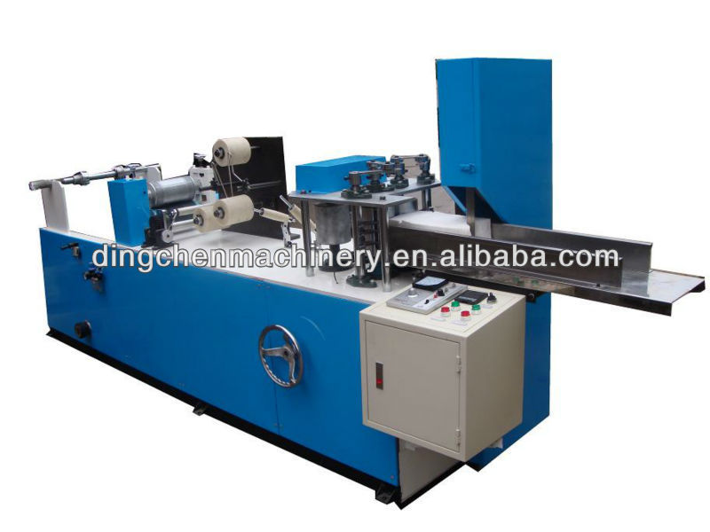 High Quality! Paper Napkin Folding and Embossing Machine, Napkin Folder and embosser