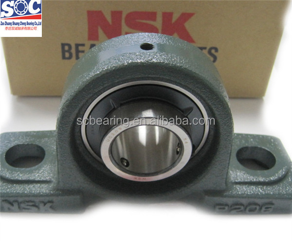 "FYH brand UCP207-20 two bolt flange mount 1-1//4/"" pillow block bearings UCP 207"