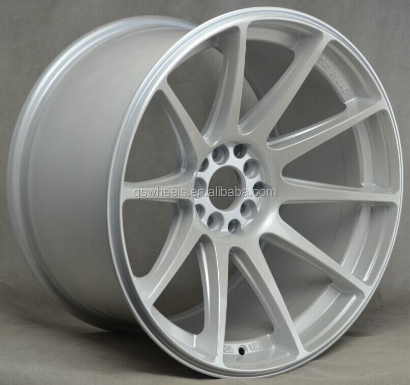 Wholesale Car Parts >> 17 Inch 4x100 Japan Racing Wheels Rims China Wholesale 5 Holes Wheel Rims 18 Inch 5x114.3 Alloy ...