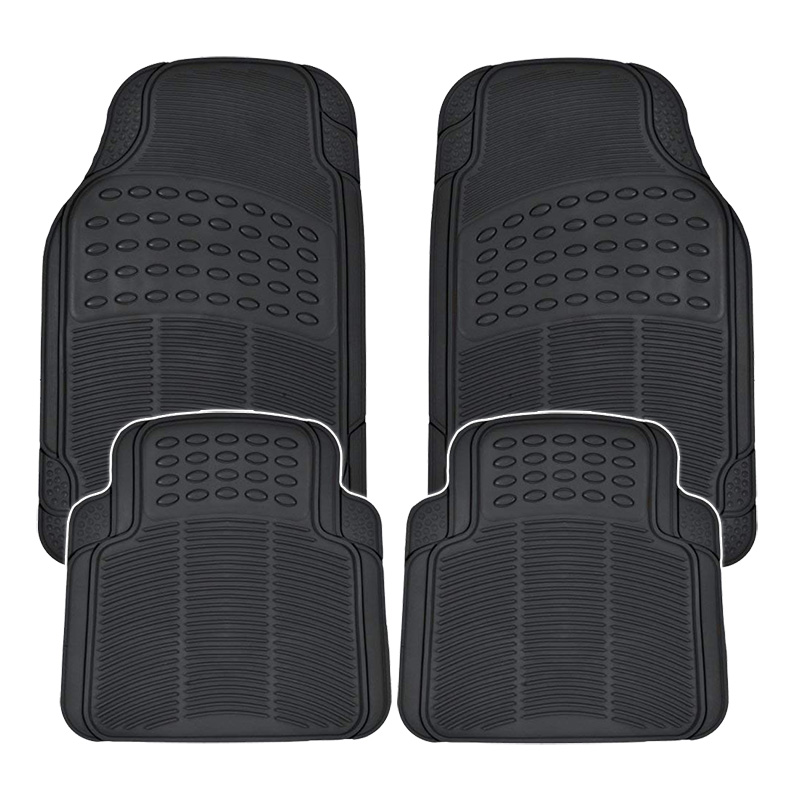 Universal Fit Anti Slip Mat Car Carpet Mats Set