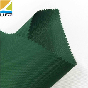 eco-friendly 100% nylon organza roll oxford fabrics pu coated for bags fabric agent