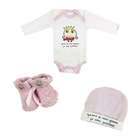 Newborn clothing gift set 100% cotton jersey ,OEKO-TEX certified baby newborn gift set