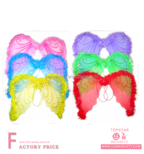 Colorful butterfly wings dresses box of chicken wings panty liners