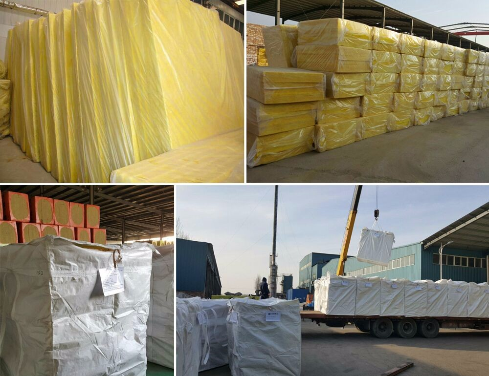Heat Insulation Building Construction Materials Prefab
