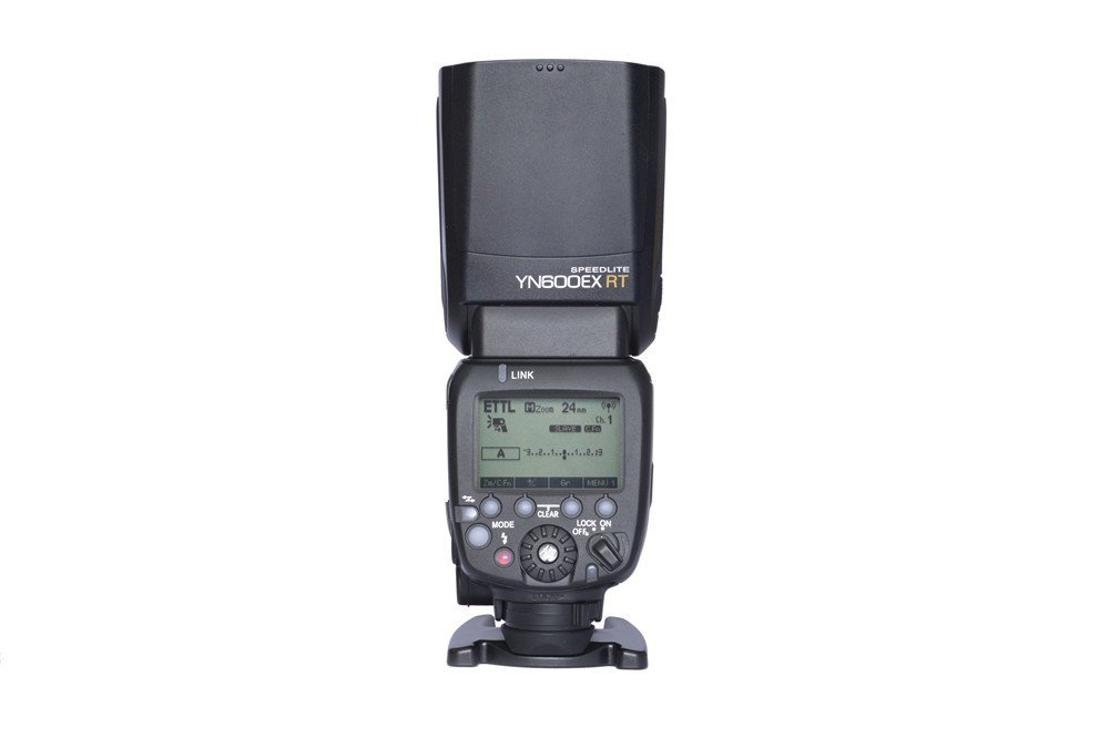 YONGNUO YN600EX-RT 600EX-RT Auto TTL HSS Flash Speedlite with Radio Slave for Canon