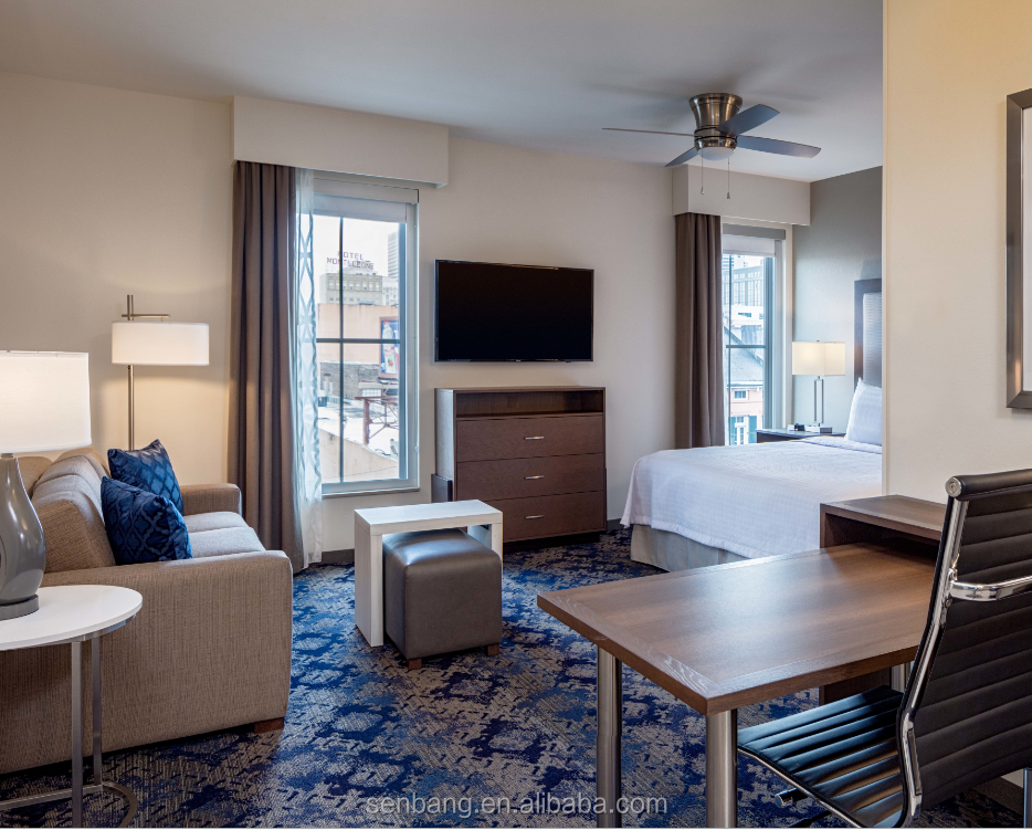 Homewood Suites By Hilton Hotel Guest Room Furniture Set Apartment  Furniture Condo Furniture - Buy Homewood Suites By Hilton Upscale Hotel  Guest Room ...