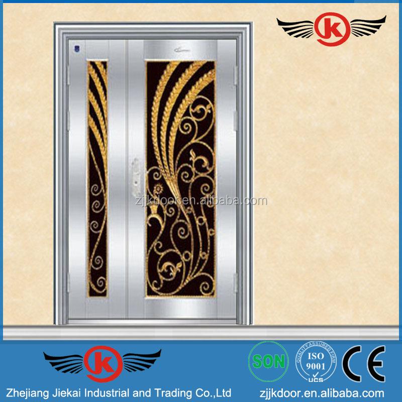 Metal door frame design door china products iron door for Main door design catalogue