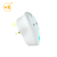 Mini home smart US EU UK wifi socket outlet plug
