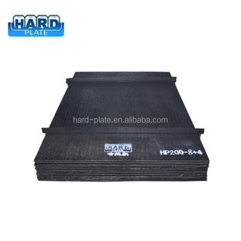 Chromium Carbide Overlay Plate Steel Plate Wear Sheet Manufacturers - Buy  Chromium Carbide Overlay Plate,Bamyan Chromium Carbide Overlay