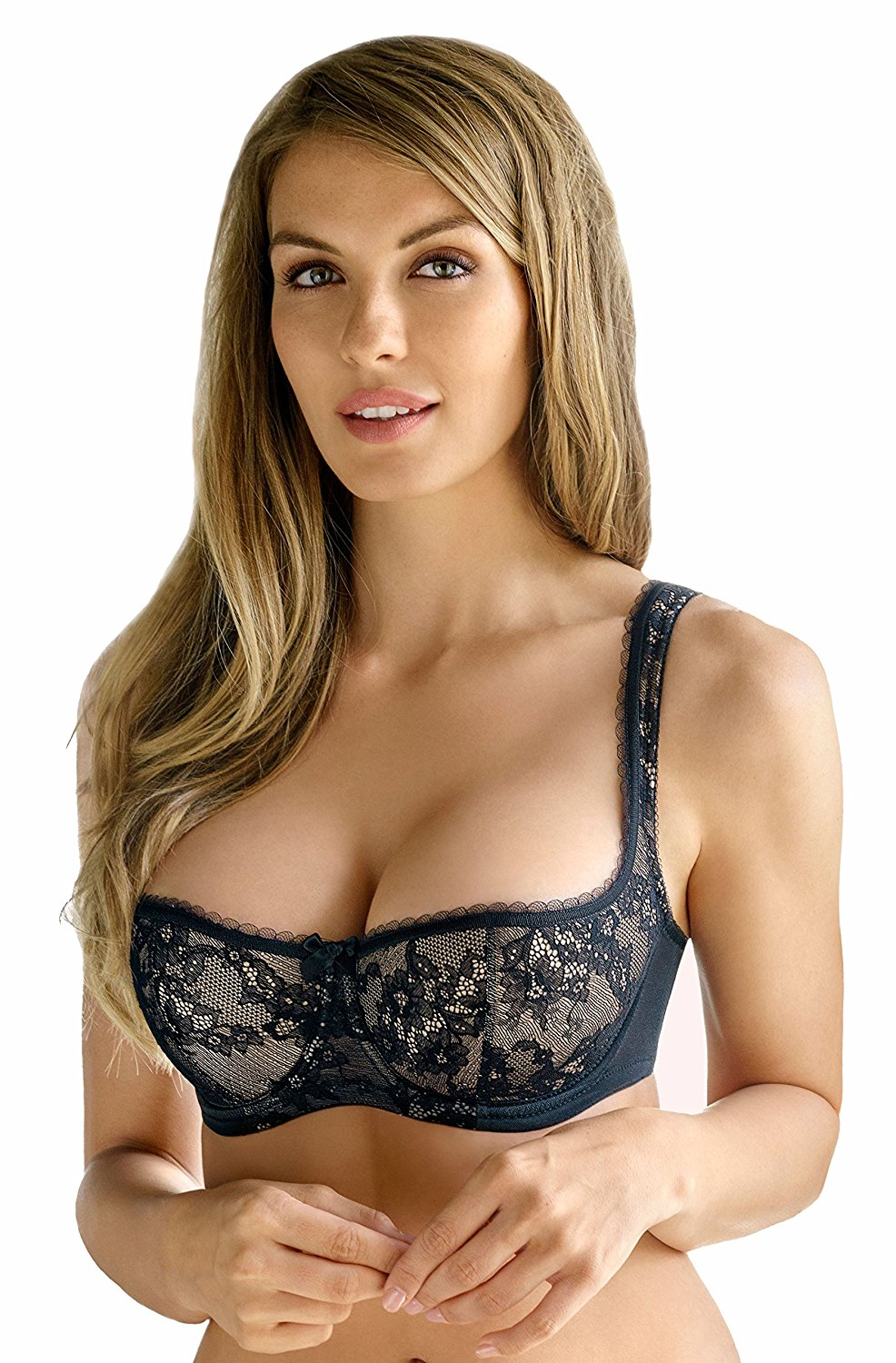 6c1d6be5b0a7e Buy Rosme Womens Half Padded Bra Collection  quot Annija quot  in ...