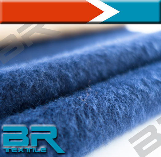 the 15%Acrylic fibres 85%polyester use for Imitation alpaca wool fabric