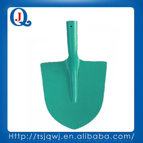 garden or farming steel shovel head S529