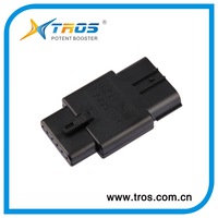 Fuel saving automatic and hand transmission adjust freely throttle accelerator fits universal cars