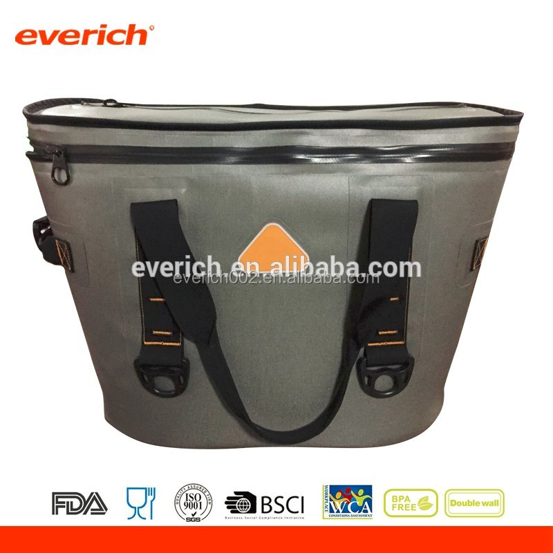 2017 Everich portable refrigerated display cooler for outdoor