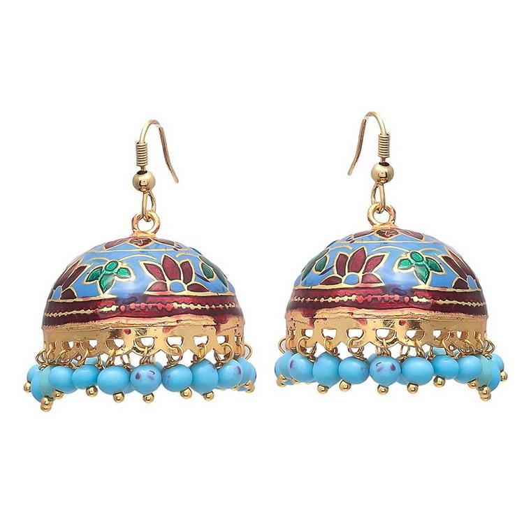 New Designs Gold Jhumka Earring, New Designs Gold Jhumka Earring ...