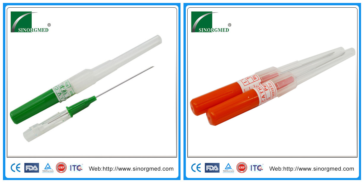 High Quality Butterfly Injection Cannula Needle/ Iv Cannula