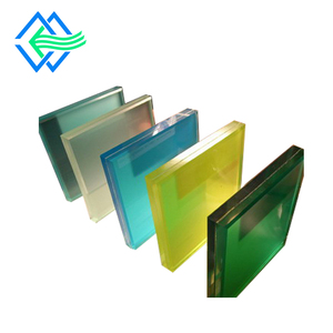 VSG ESG Tempered Laminated safety glass CE Standard glass