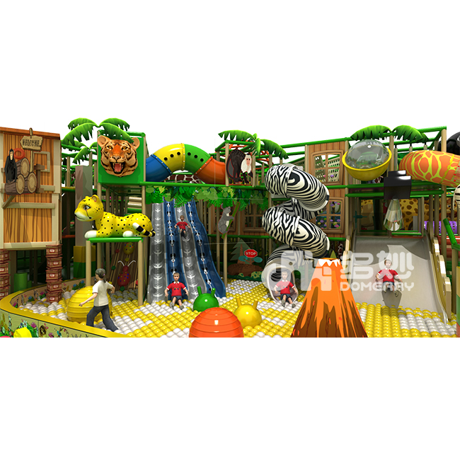Forest theme Park kids adult playgrounds large commercial indoor playground equipment for Children