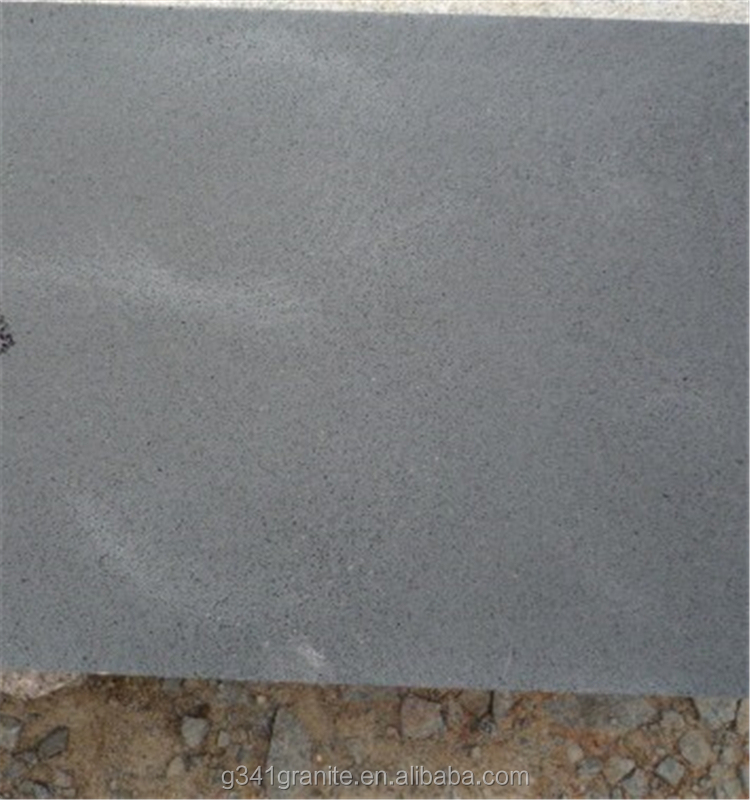 Grey color mushroom slate natural facade stone prices and lava rock