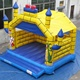 Hot sale inflatable jumping moonwalk customized theme and size bouncy castle
